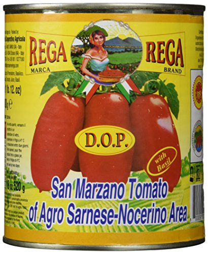 Rega, Tomatoes San Marzano, 28 Ounce