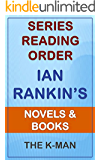 Series List - Ian Rankin - In Order: Novels and Books