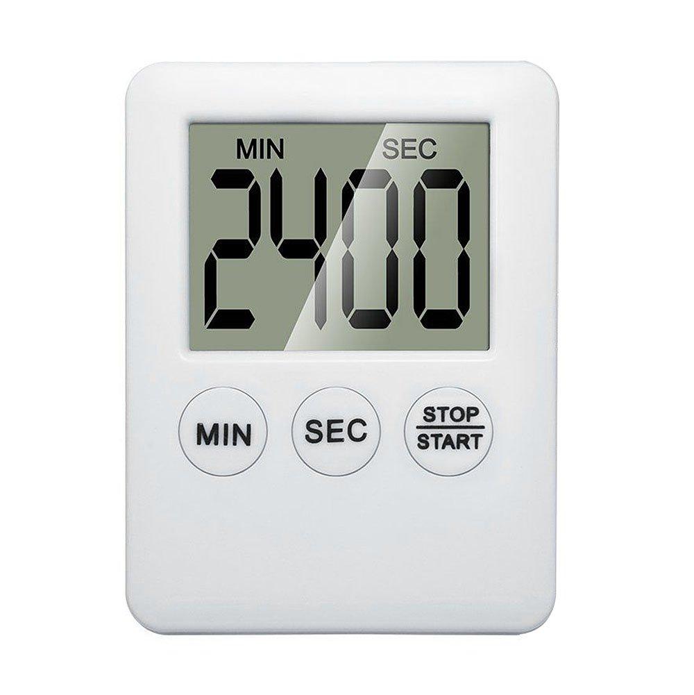 Weka LCD grande temporizador de cocina digital cocina Loud ...