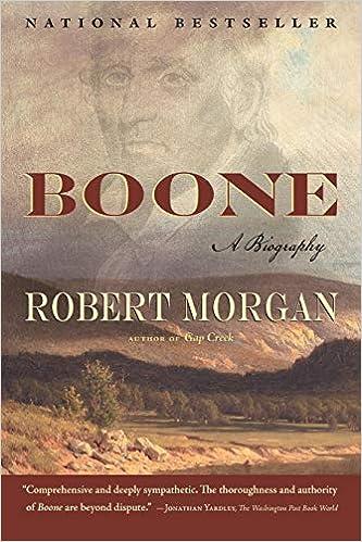 Amazon com: Boone: A Biography (Shannon Ravenel Books