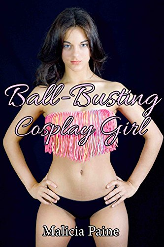 My Deadpool Costume (Ball-Busting Cosplay Girl (Bondage & CBT Femdom Games))