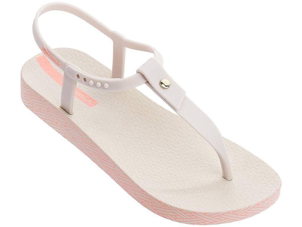 Beige Beige Ipanema Womens Plush Weave Sandal