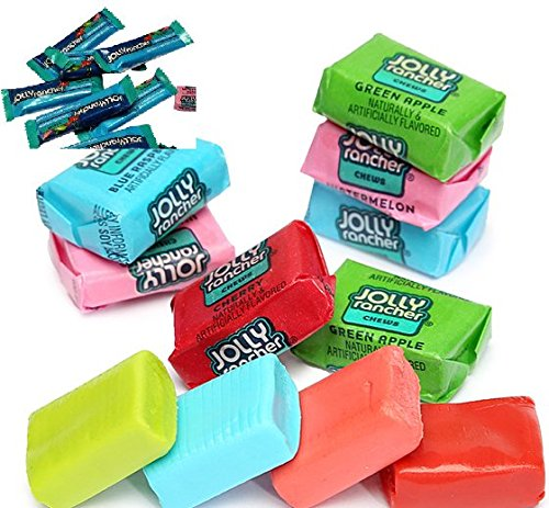 Jolly Rancher Fruit Chews Original Flavors 98 Individually Wrapped Pieces 2 -