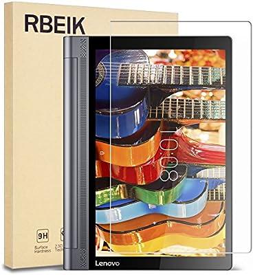 Lenovo Yoga Tab 3 Pro 10 [Tempered Glass] Screen Protector - RBEIK Premium Tempered Glass Screen Protector for Lenovo Yoga Tab 3 Pro 10 YT3-X90F 10.1 ...