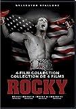 Rocky: 4-Film Collection (Rocky 1 / Rocky 2 / Rocky 3 / Rocky 4)