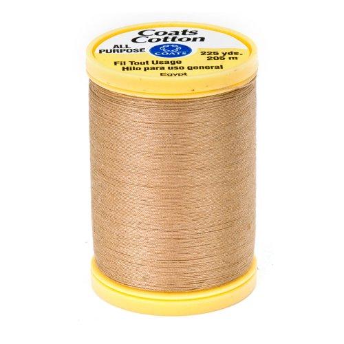 Coats & Clark General Purpose Cotton 225 yd. Camel