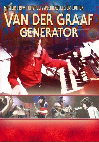 Van Der Graaf Generator Masters From The Vaults