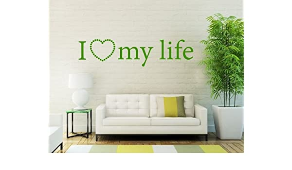 I Love You Highest Quality Wall Decal Sticker