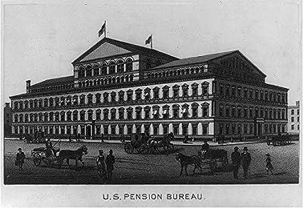 Amazon historicalfindings photo u s pension bureau