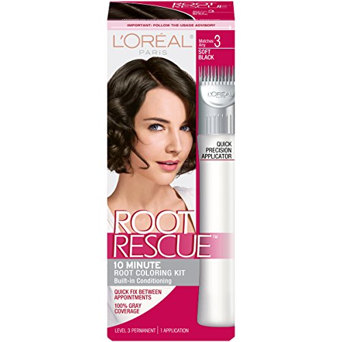 LOreal Paris 071249164426 Rescue Black