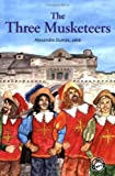 Compass Classic Readers: The Three Musketeers (Level 6 with Audio CD)