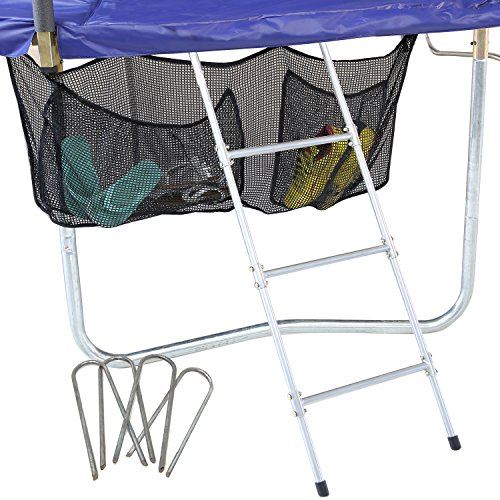 Skywalker Trampolines 3-Rung Ladder Accessory Kit]()
