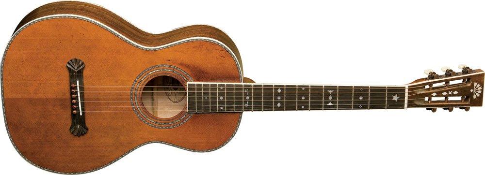 Washburn R314KK Vintage Parlour Akustikgitarre: Amazon.de ...