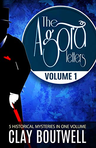The Agora Letters Volume 1: 19th Century Historical Murder Mysteries (Live Detective Conan Action)