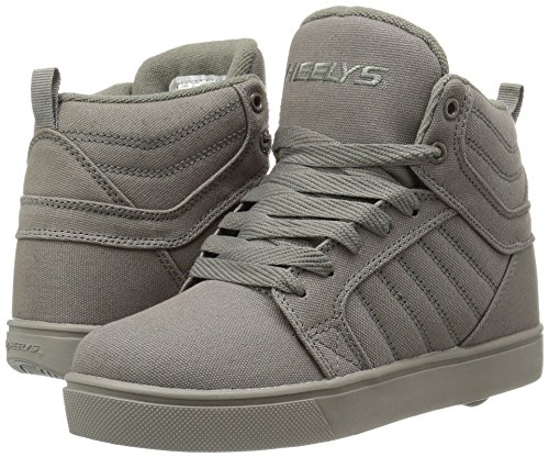 Heelys Uptown Gold/Purple Colourshift Gris (Grey Solid)