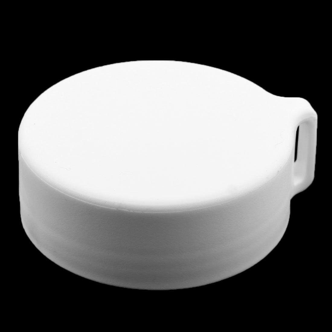 Amazon.com : eDealMax Estampado de Flores de plástico Estudiante Doble Capa Botella de Taza de agua, se divierte la Taza Portable, Viajes Caldera 300ml ...