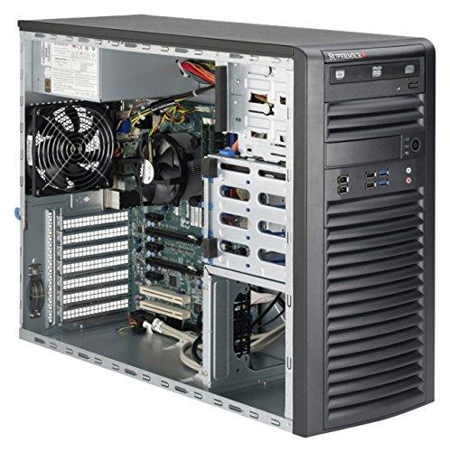 Supermicro SuperWorkstation 5038A-iL Barebone System - 3U Mi