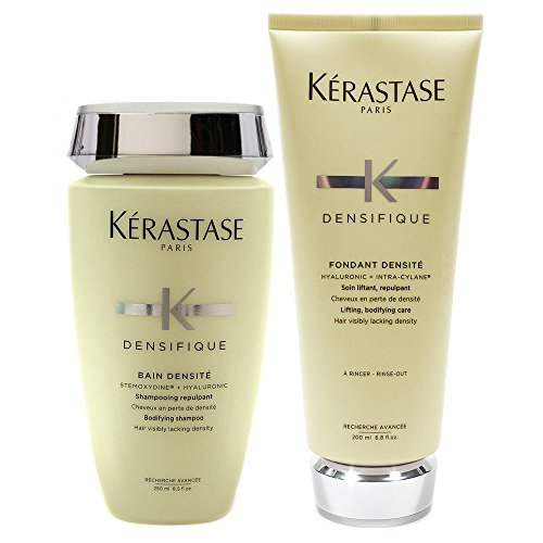 - Kerastase Densifique Bain Densite and Fondant Densite (Shampoo and Conditioner) - Set