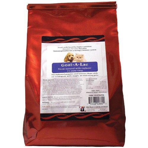 Goat-A-Lac 4 lb pwd, My Pet Supplies