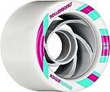 RollerBones Rogue Runner Signature Wheel Set of 8 Rollerskate Wheels