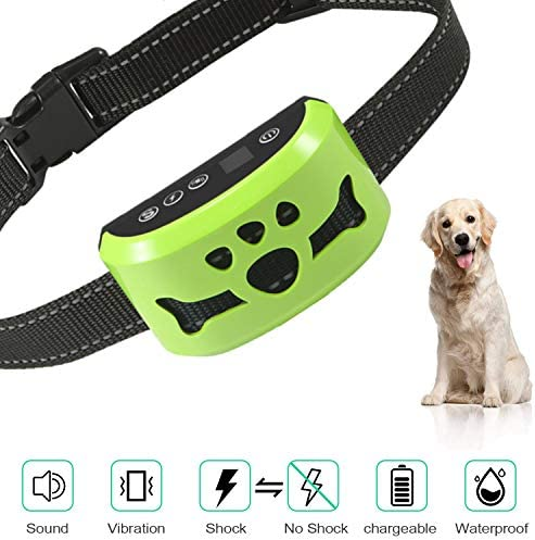 Dog Bark Collar Rechargeable C165 product image