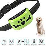 Best Bark Collars - Dog No Bark Collar with Smart Detection Vibration Review