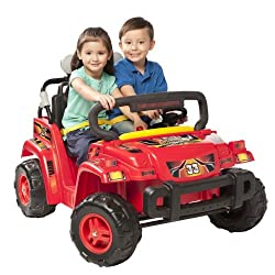 Kid Motorz Rollin Rambler, 4x4, 12V