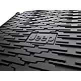 Jeep Grand Cherokee Heavy Duty Rubber Cargo Area Mat