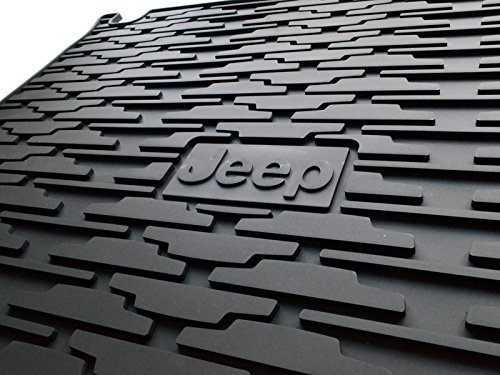 (Jeep Grand Cherokee Heavy Duty Rubber Cargo Area Mat )