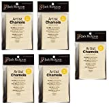 Jack Richeson Artist Chamois 2 Pack 5 x 7 (Вundlе оf Fіvе)