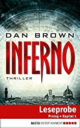 Inferno - Prolog und Kapitel 1: Thriller