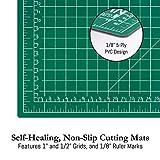 WA Portman Rotary Cutter and 9x12 Inch Self Healing