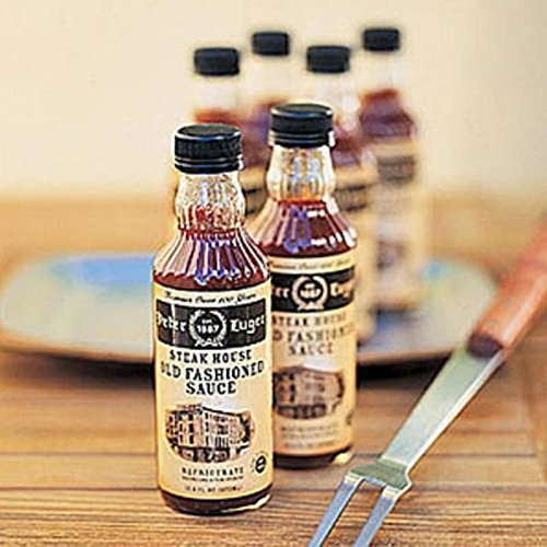 Peter Luger Steak Sauce 6-Bottle Gift Set