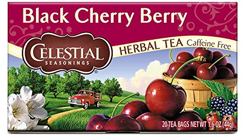 Celestial Seasonings Herbal Black Cherry