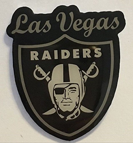 2017 RAIDERS LOGO PIN SUPER BOWL CHAMPIONS 1.25