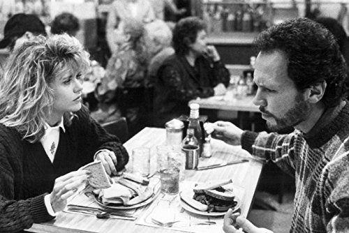 When Harry Met Sally. Meg Ryan Billy Crystal 18x24 (When Harry Met Sally Poster)