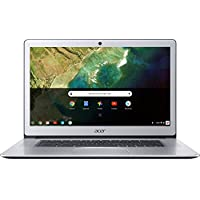 Acer Chromebook 15 CB515-1HT-P39B, Pentium N4200, 15.6' Full HD Touch, 4GB LPDDR4, 32GB Storage, Pure Silver