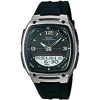 Relógio Masculino Anadigi Casio AW-81-1A1VDF - Preto