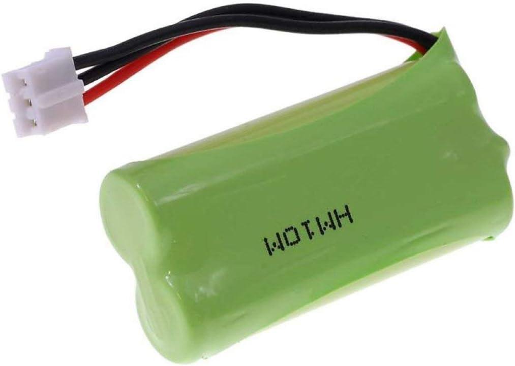 Batería para Philips modelo 2HR-AAAU