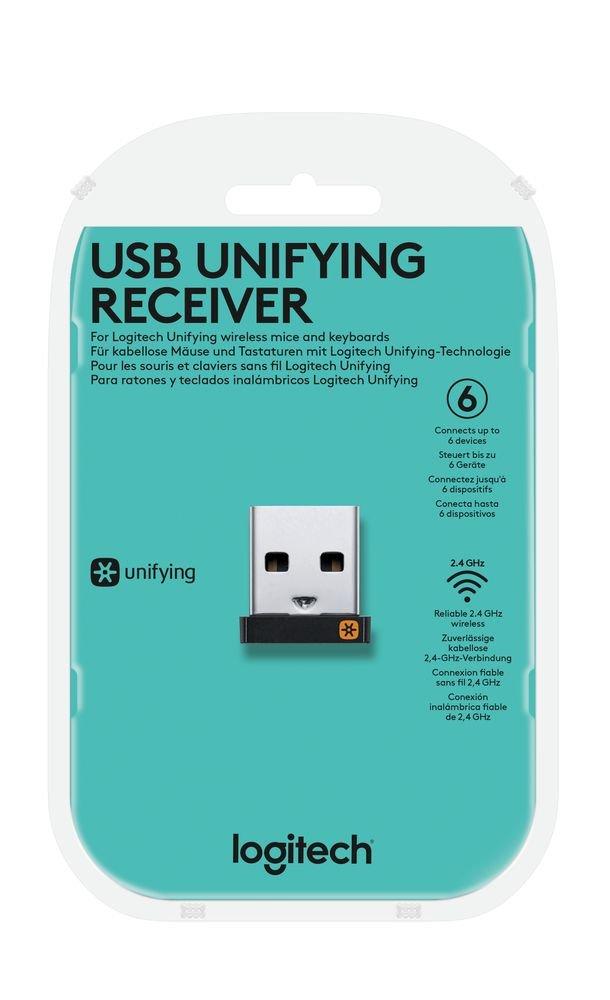 Amazon.com: Logitech Pico USB Unifying received EMEA, 910-005236 (EMEA): Computers & Accessories