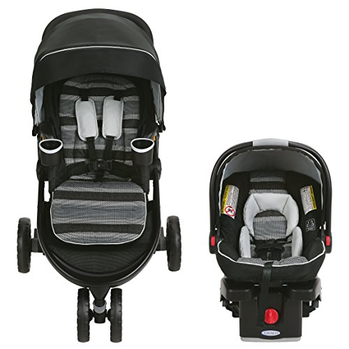 Graco Modes 3 Lite Travel System Stroller, Banner by Graco (Image #1)