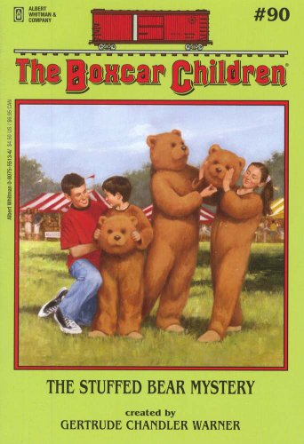 The Stuffed Bear Mystery (Boxcar Children Mysteries) - Book #90 of the Boxcar Children