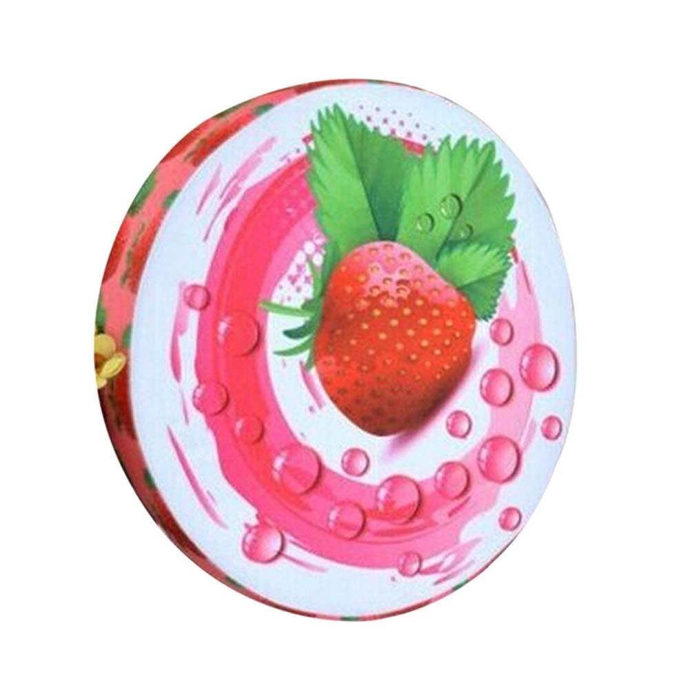 Kiwi Peluche 33 * 33 cm Nikgic Peluche Frutta Rotondo Cuscino Interno Letto Auto Divano Decorazione per Regali 33 x 33 cm