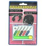 96 Eyeglass repair kit with case