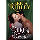 The Duke's Desire (12 Dukes of Christmas Book 8)
