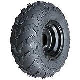 145/70-6 ATV OFF-ROAD GO KART QUAD TIRE WHEEL RIM INNER TUBE RIGHT SIDE AW01
