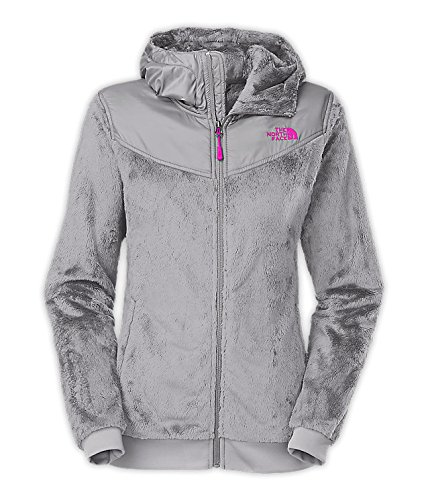 Womens Oso Hoodie Jackets (The North Face Oso Hoodie Womens (X-Small, MId Grey/Mid Grey))