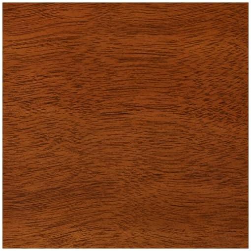 Bedroom Alpine Furniture Flynn Mid Century Modern Small Chest, 35″ W x 21″ D x 39″ H, Acorn