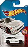 Toy - Hot Wheels 2017 Then And Now '90 Honda Civic EF 330/365, White