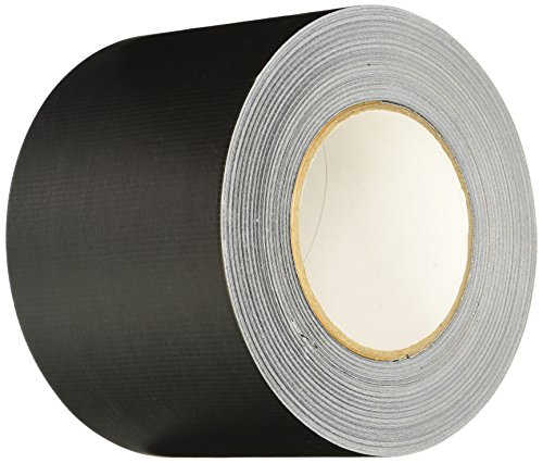 American Dj Gt4B 4 Inch Black Gaffers Tape